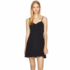 Aritzia Talula Lapinski Mini Skater Dress